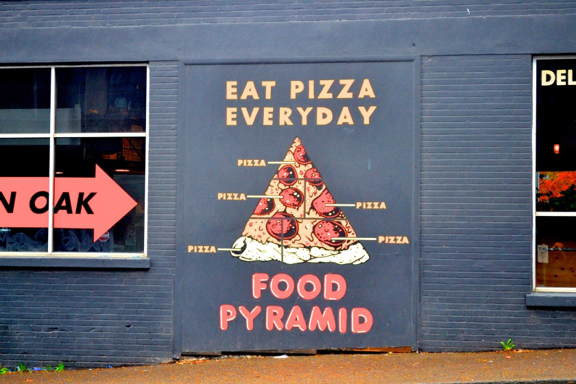 Pizza Pyramid